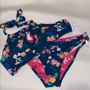 VERA BRADLEY Sea Tea Swimsuit